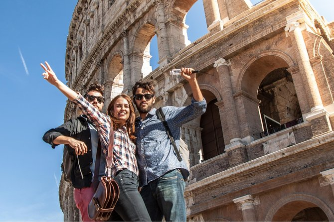 VIP Semi-Private Colosseum Official Guided Tour | Skip the Line Entrance