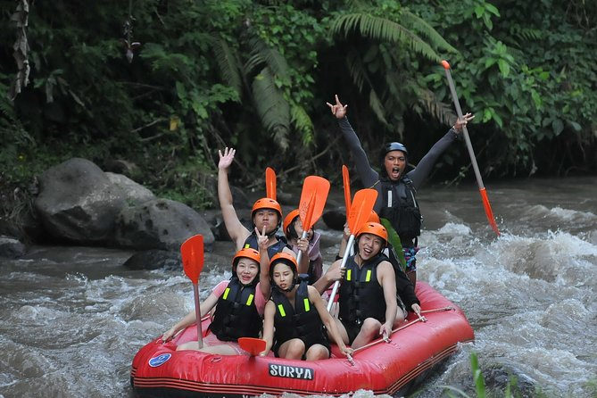 Private White Water Rafting at Ubud