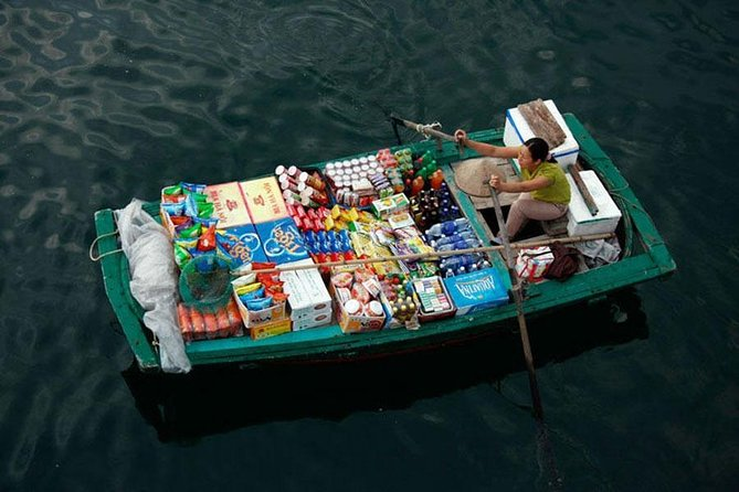 Best Halal Tour in Halong Bay With Transfer From Hanoi & Kayak & Halal Lunch photo 16