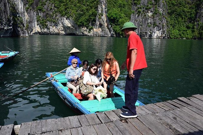 Best Halal Tour in Halong Bay With Transfer From Hanoi & Kayak & Halal Lunch photo 3