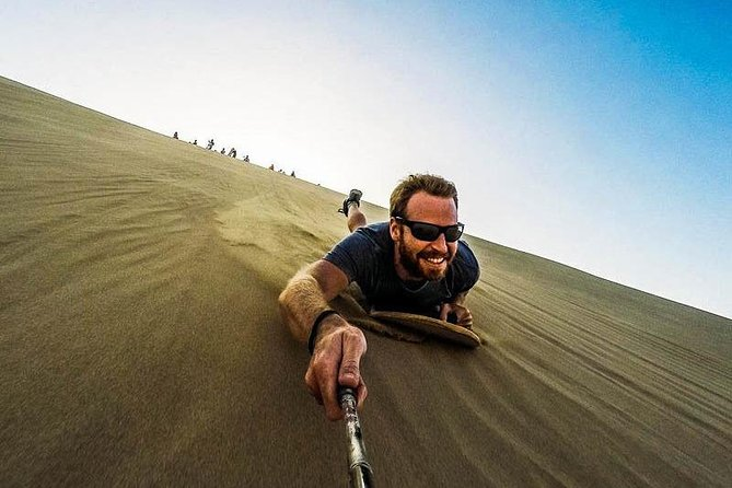 Dune Buggies and Sandboarding in Paracas