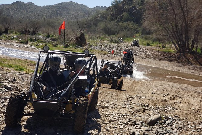 2 Person Guided U-Drive ATV Sand Buggy Tour Scottsdale/Phoenix photo 27