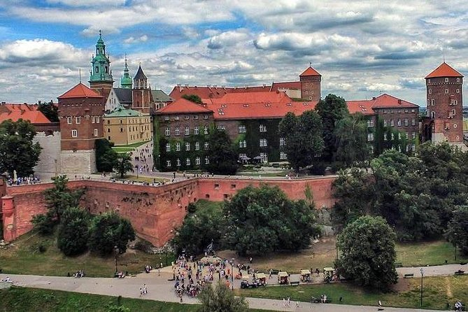 Cracow Cathedral and Castle Hill