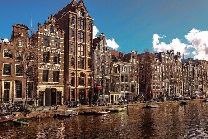Amsterdam: Architectural Highlights Private Tour