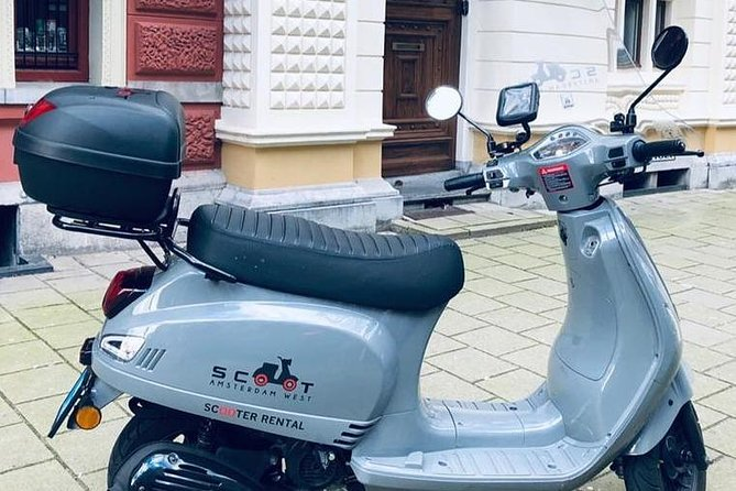Scooter and E-bike rental