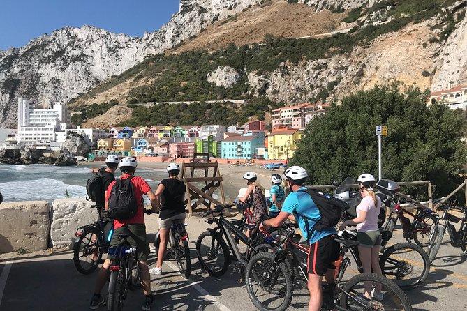 EBike Rock Around Tour Gibraltar