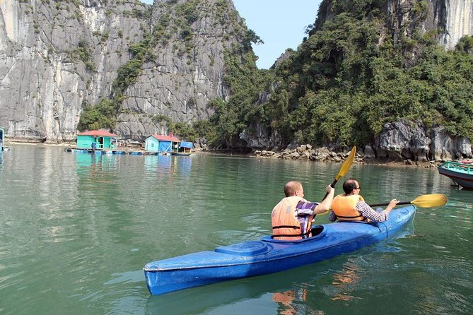 Best Halal Tour in Halong Bay With Transfer From Hanoi & Kayak & Halal Lunch photo 9