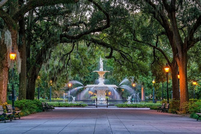 Savannah Scavenger Hunt: Historic Savannah Adventure