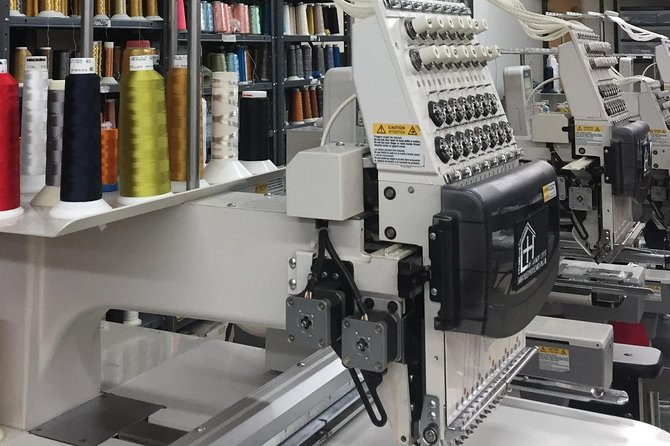Tour Fashion Factory & Create a souvenir