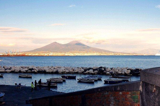 Excursão ao Monte Vesúvio saindo de Sorrento