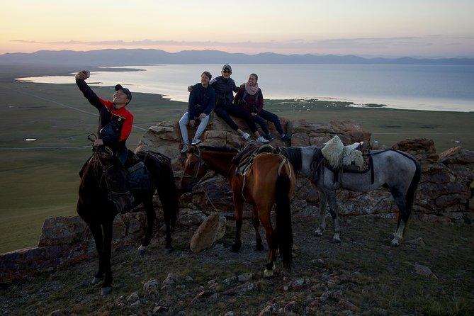 2 Days Tour in Son-Kul Lake(horse riding & yurt stay)