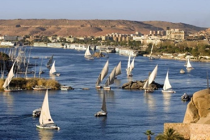 Luxor: Felucca Ride on the Nile photo 1