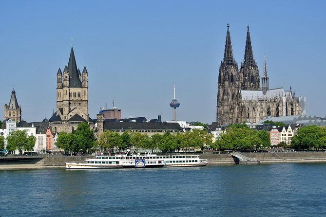 City tour and photo tour in Cologne on the Rhine