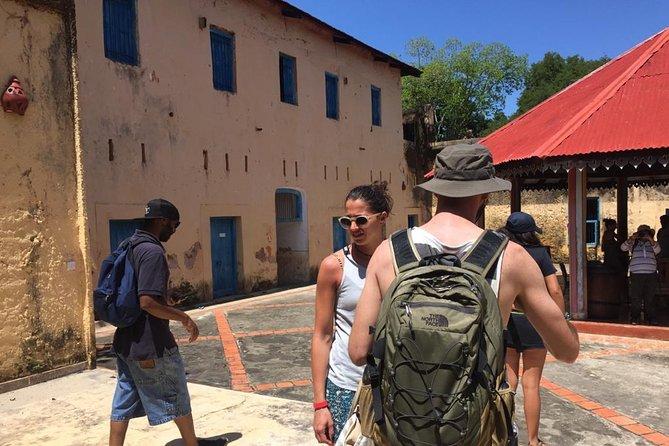 Prison Island and Stone Town Private tour in Zanzibar