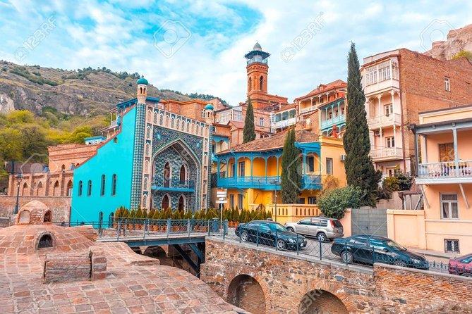 Tbilisi Tour,Тур по Тбилиси