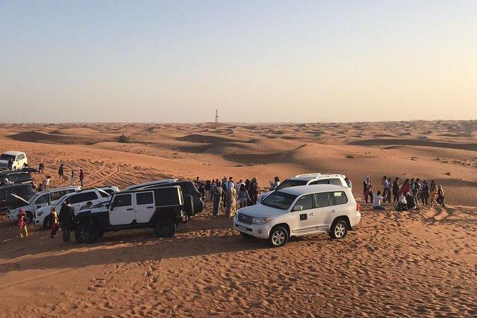 Premium Desert Safari Dubai Adventure