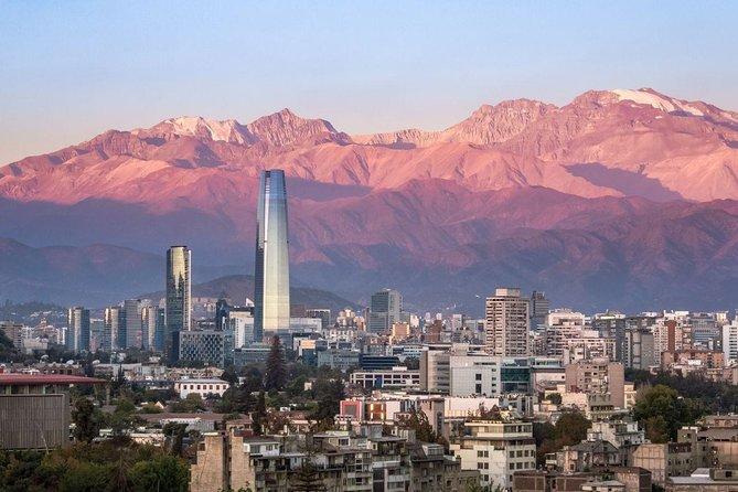 Half day city tour of Santiago de Chile