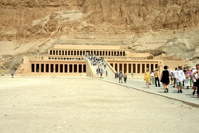 4 Days Nile Cruise Tour from Cairo with Guide