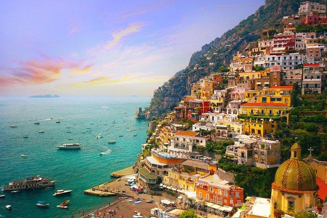 9-Day Trip: Rome & Amalfi Coast Experience