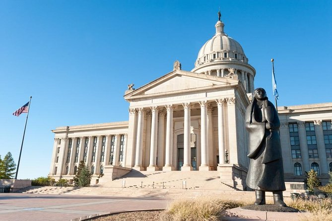 Oklahoma City Scavenger Hunt: Wild Western Art