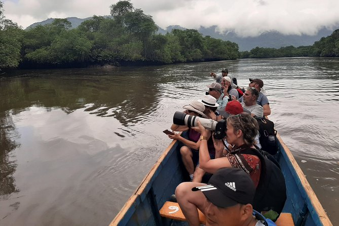 Full day to Ecological Reserve Churute Mangrove and Cacao Farm Visit