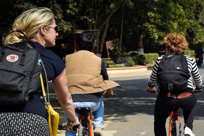 Varanasi Morning Bicycle Tour, Bénarés on Wheels