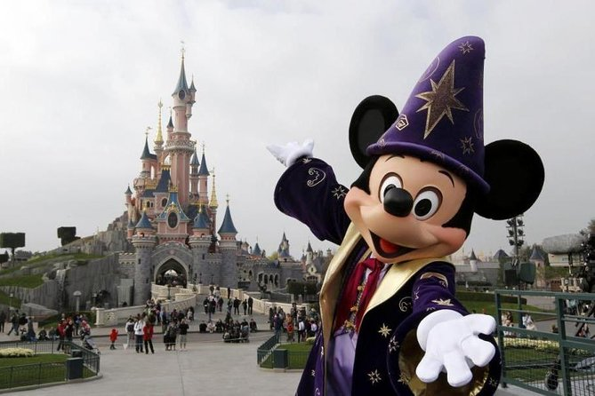 Disney transfers - Charles de Gaulle Airport