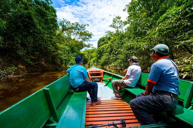 From Lima to amazon Basin 5 days