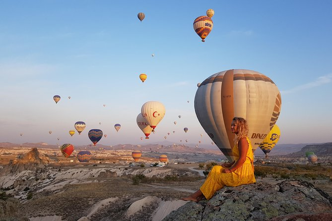 from Alanya: Excursion to Cappadocia 2 Days