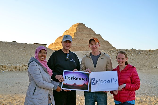 A private Day tour of Saqqara,Memphis & Dahshour