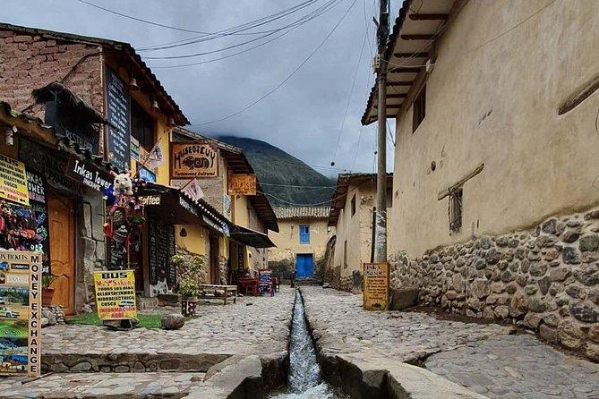 Transfer from Cusco to Ollantaytambo