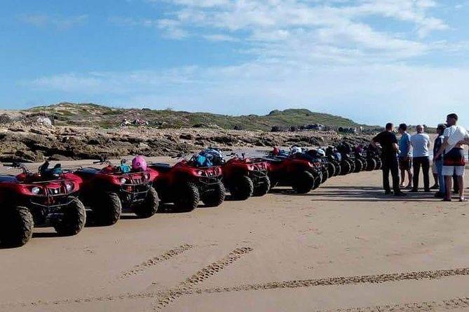 Essaouira: Quad Day Tour with (picnic): Sidi M'Barek
