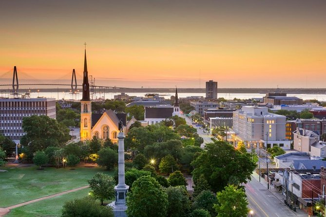 Charleston Scavenger Hunt: Castles, Cannons & Colleges
