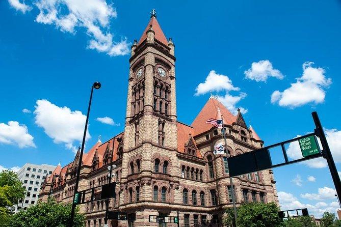 Cincinnati Scavenger Hunt: Cincy's Grand City Sights
