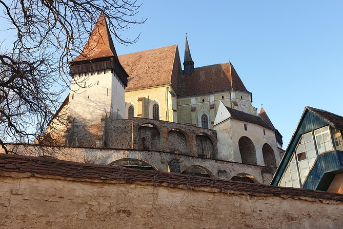 Fortified Churches , countryside and Sibiu