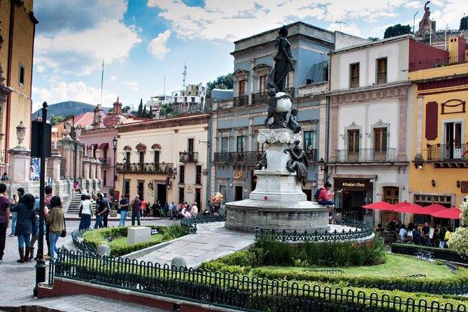 Kids and Family Private Guanajuato City Tour
