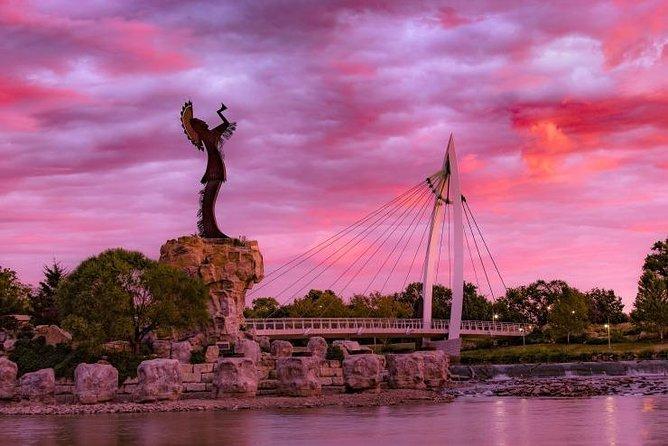 Wichita Scavenger Hunt: Wichita, To The Arkansas River