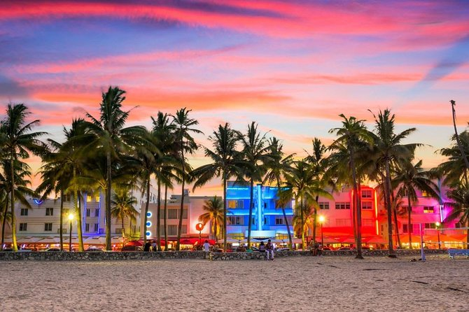 Miami Beach Scavenger Hunt: Miami Beach Colors & Culture