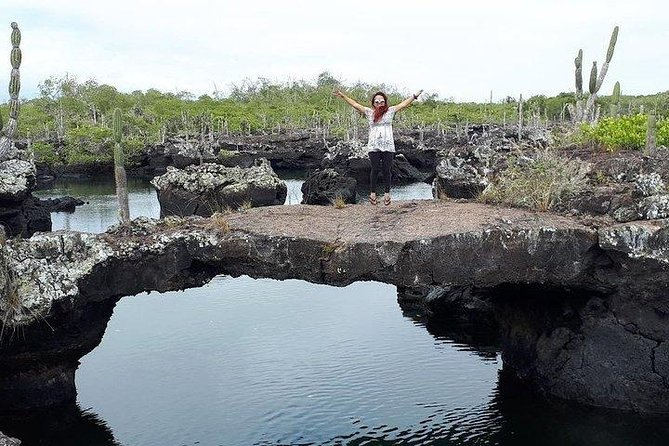 Full day Lava Tunnels Tour from Isabela Island