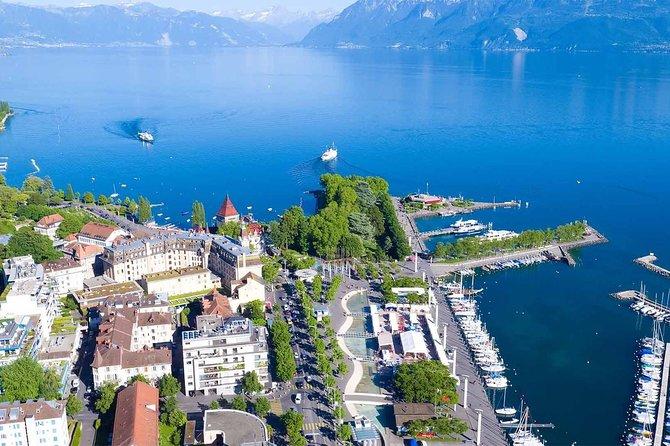 Geneva Airport - Lausanne transfer