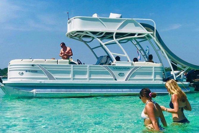 Boating Adventure in Destin Florida