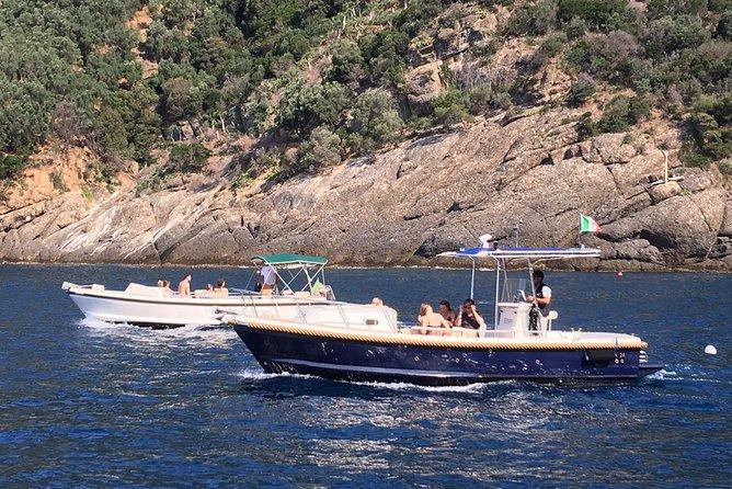 Andrea Boat Charter Portofino