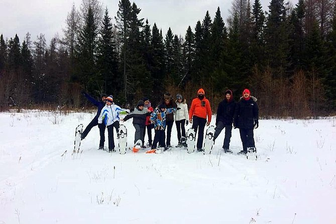 Mont Tremblant snowshoeing tours