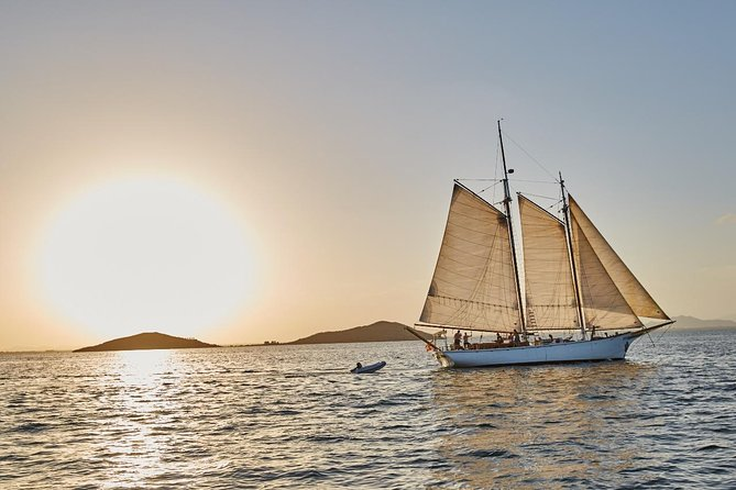 Weekend (or 2days) in classic schooner from 1952 (20 meters) with captain and sailor