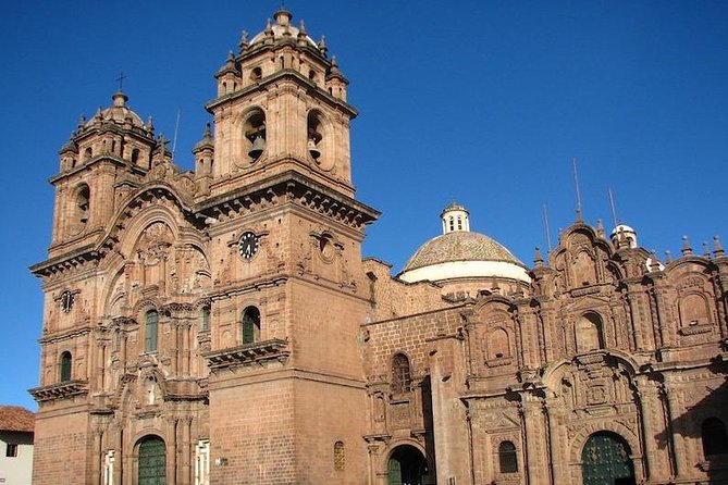 Cusco City Tour (Half Day)