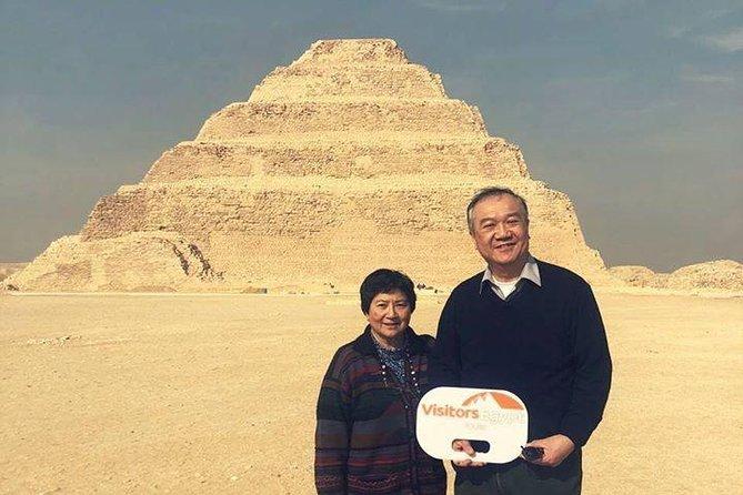 Amazing Tour at Pyramids, Sakkara And Dahshur