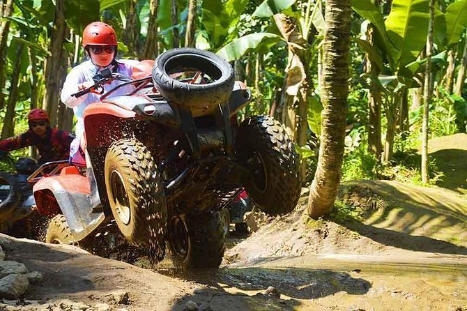 Amazing Quad Bike and Bali Swing Experience