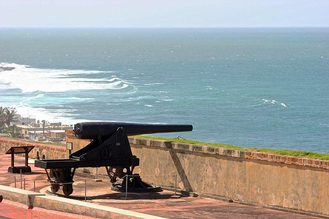 Self Guided Old San Juan Forts Tour Plus Bacardi Factory Historical Tour