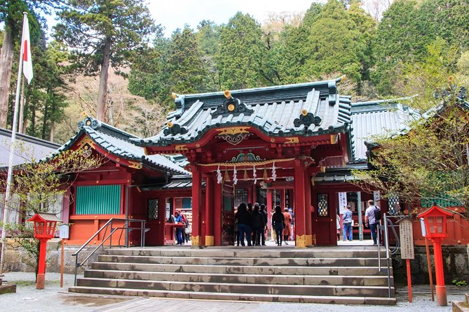 Mishima & Hakone Private Tour with Driver