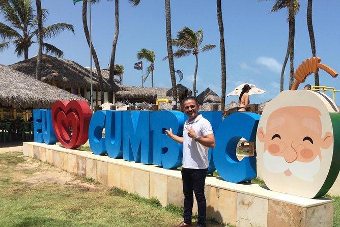 Promenade (Cumbuco beach)